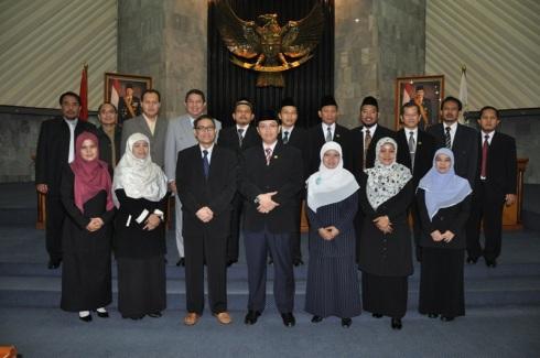 Aleg Fraksi PKS Jakarta Periode 2009 - 2014