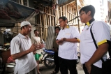 Fraksi PKS Jakarta - Bang Sani saat Terjun di Program Kerja Bakti Massal se-Jakarta (3)