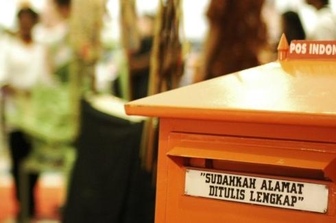Kotak Surat Fraksi PKS Jakarta