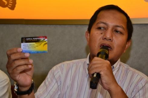 Tubagus Arif (foto : Fajrul/SuaraJakarta.co)