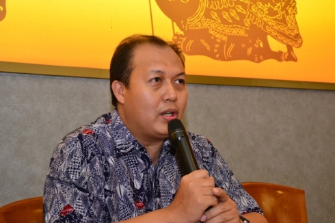 Selamat Nurdin (foto : Fajrul/SuaraJakarta.co)